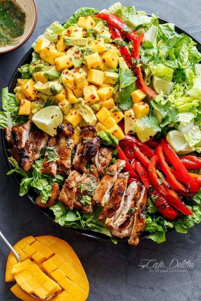 Cilantro-Lime-Chicken-Salad-And-Mango-Salsa-3533