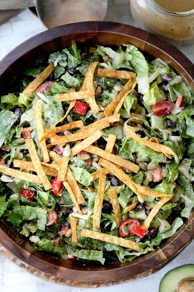 Southwest-Salad-with-Creamy-Avocado-Salsa-Dressing3