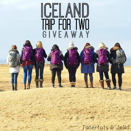 iceland trip giveaway