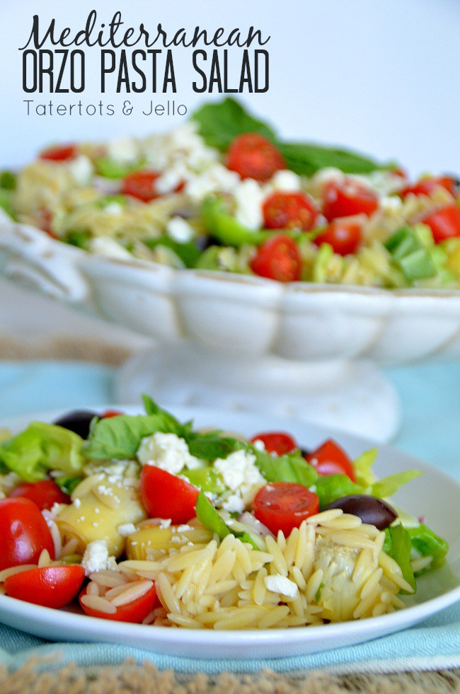 Salad that would be perfect to take on a picnic