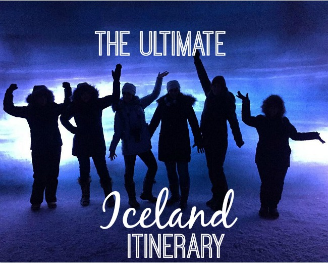 the ultimate iceland itinerary