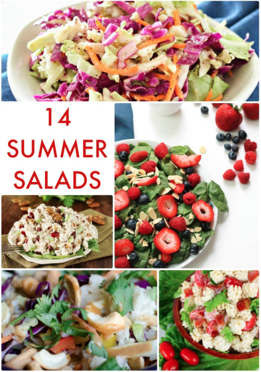 14 Summer Salads