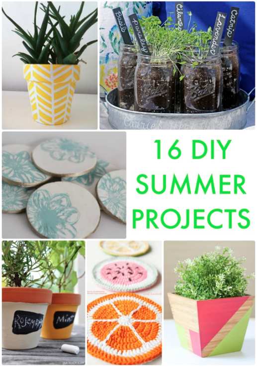 great ideas diy summer projects