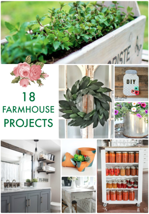 18 Farmhouse Projects