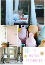 Great Ideas — 17 Patio Projects!
