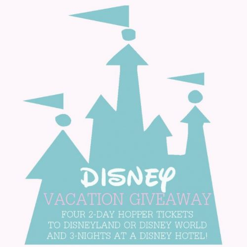 disneyland family vacation giveaway