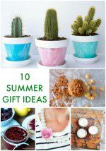 Great Ideas — 10 Summer Gift Ideas!