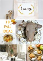 Great Ideas — 18 Fall Ideas!
