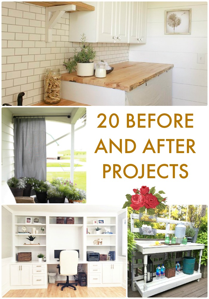 20 Before and After Projects