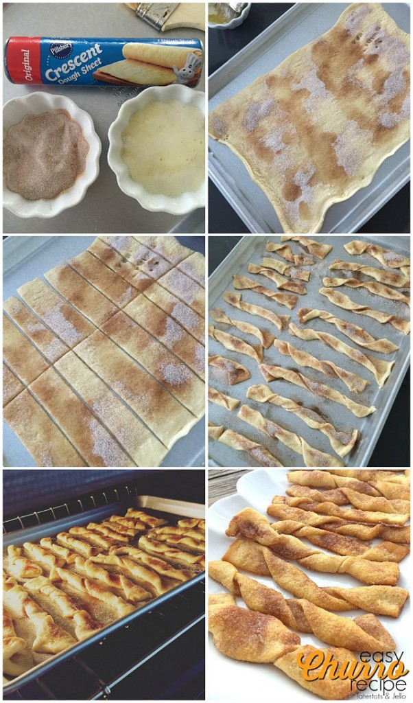 how to make easy mexican mini churros