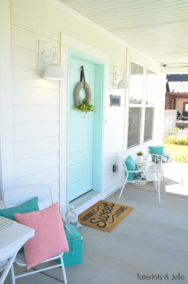 picking the perfect paint for your front door