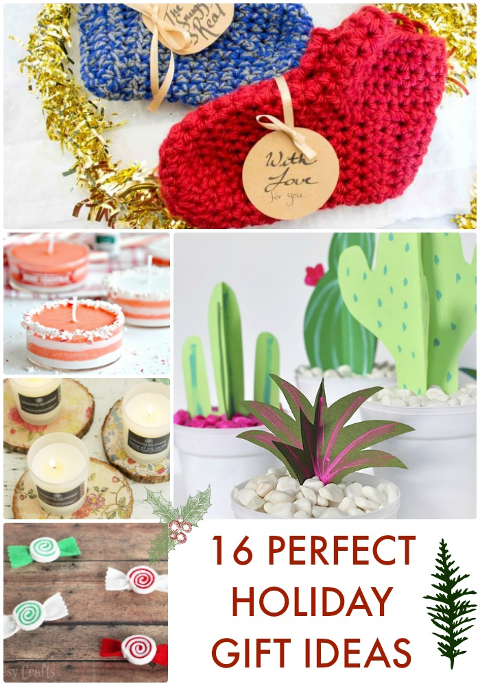 Great Ideas 16 Perfect Holiday Gift Ideas
