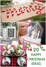 Great Ideas — 20 Happy Christmas Ideas!