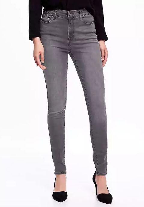 old navy sculpt jeans favorite things