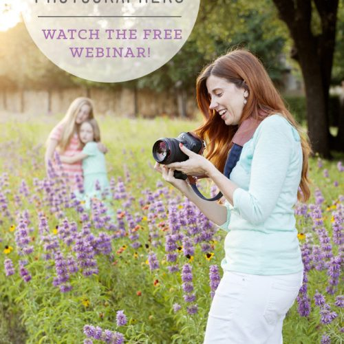 Free webinar on how to be the BEST photographer for your home, family and/or business! Kristen Duke talks about must-have lenses.