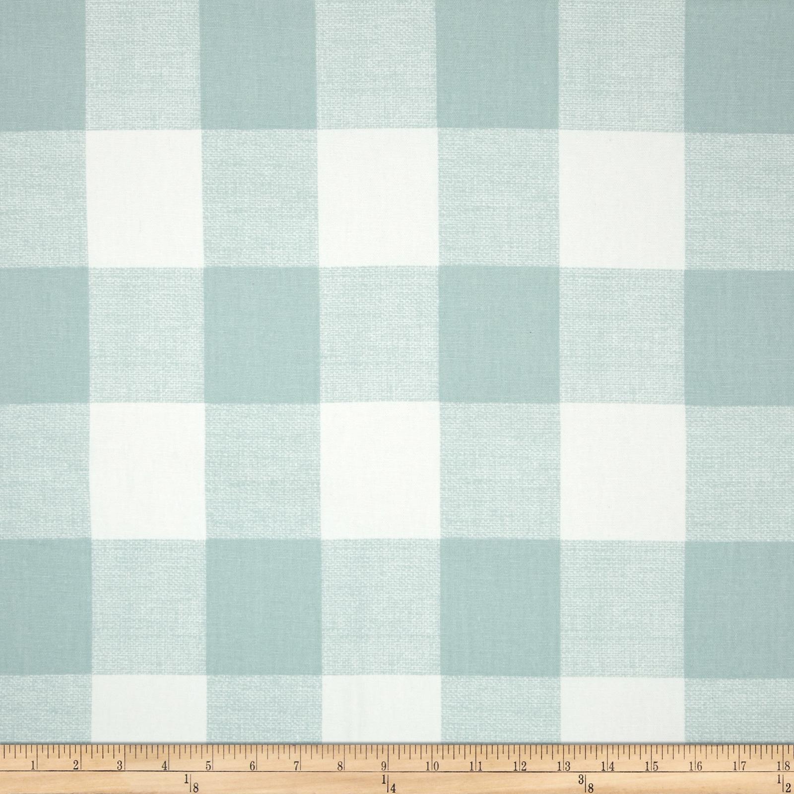 fabric.com snowy check fabric