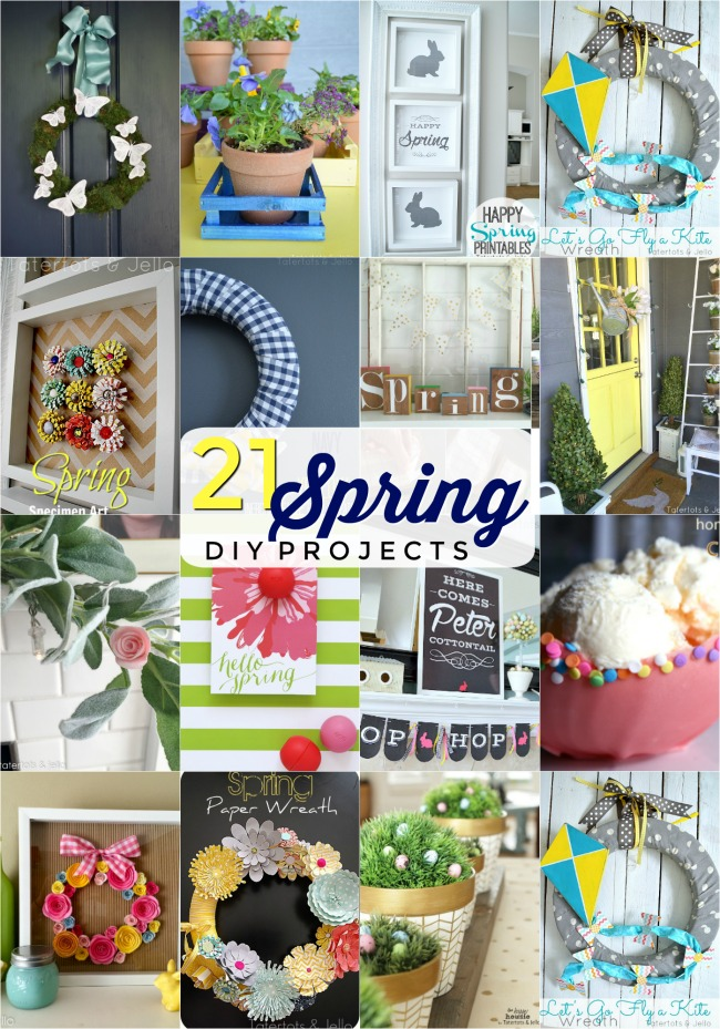 My 21 favorite spring projects from 9 years of blogging