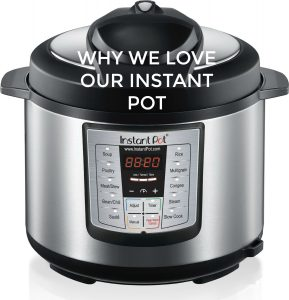 Why we love our Instant Pot, Instant Pot Accessories and more information!