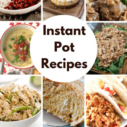wonderful instant pot recipes