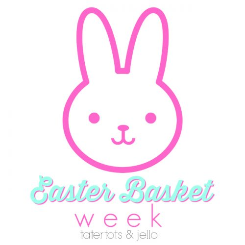 Easter Basket Week. Lots of fun themed Easter Basket ideas for tweens, teens, children, guys and mini Easter baskets for teachers and neighbors.