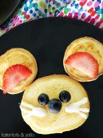 SING Animal Pancakes Movie Party