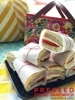 Make a Pressed Picnic Sandwich this Summer
