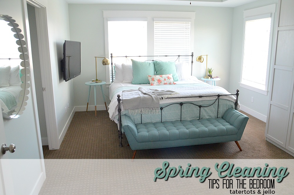 Spring Clean Your Home in ONE Day and Printable Checklist