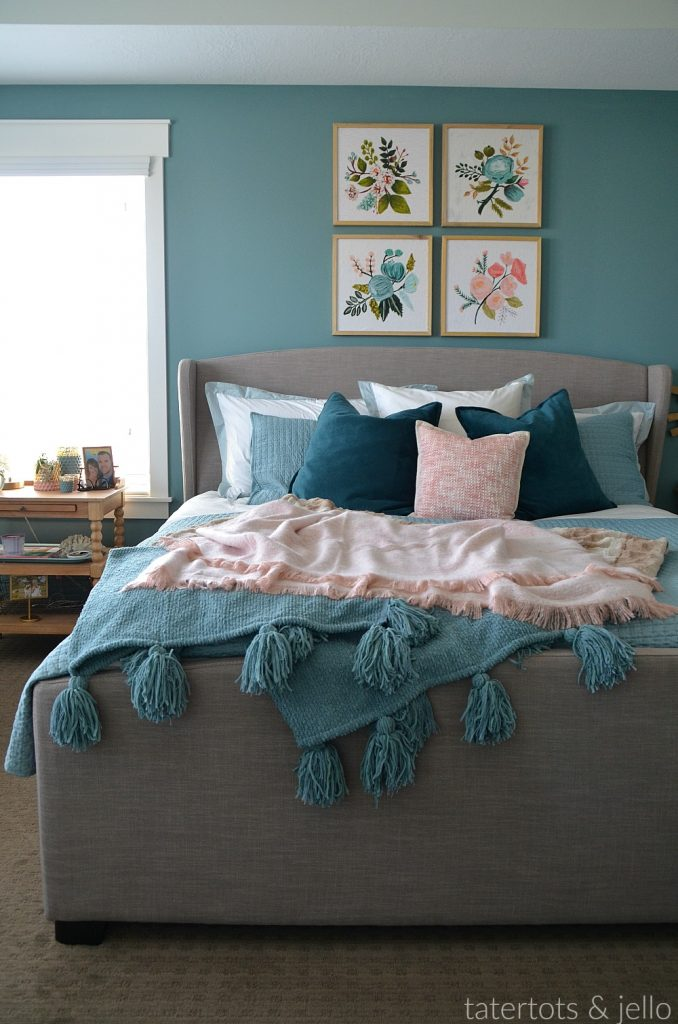Bring color into your home with dipped accessories. Easy dipping instructions and tips!