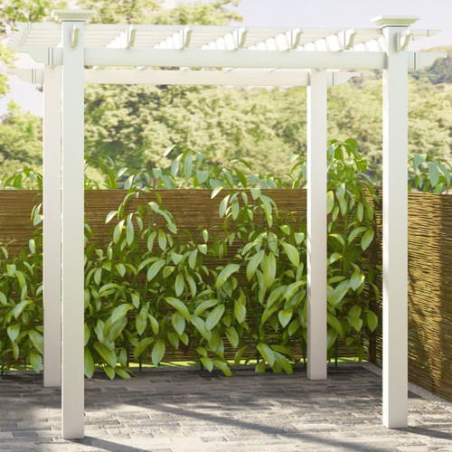 12 pergola and trellis backyard privacy ideas