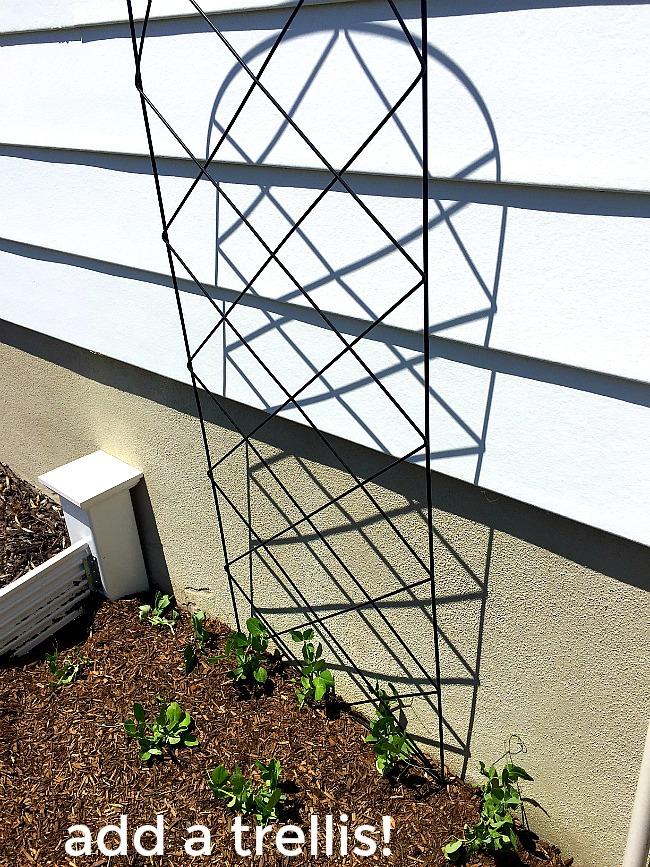 How to make a vinyl garden box in one morning without big tools. Have your hardware store make the big cuts and all you do is put it together. You just need a drill.