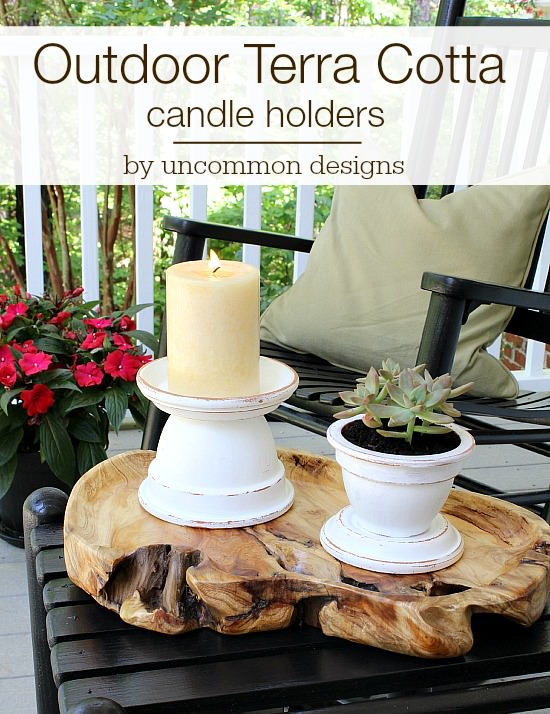 15 Outdoor Summer DIYs! Ways to transform your outdoor space into an extension of your home!