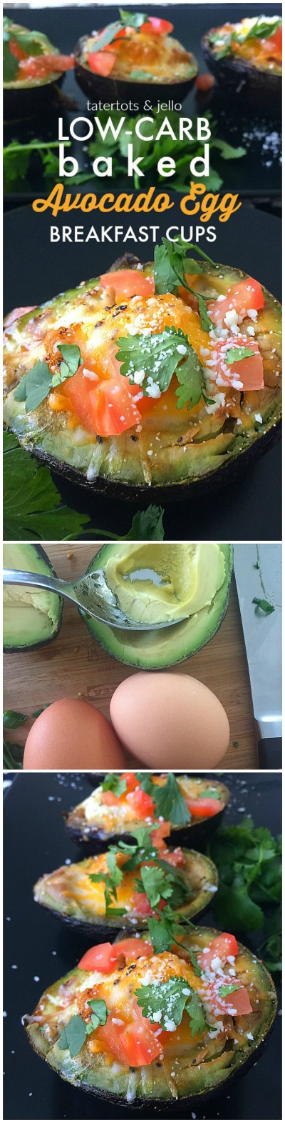 MONDAY, MARCH 27, 2017 Low-Carb Baked Eggs with Avocado and Feta 9.41k 271 32 Low-Carb Baked Eggs with Avocado and Feta are a delicious quick breakfast option that's also Keto, low-glycemic, gluten-free, and South Beach Diet friendly!