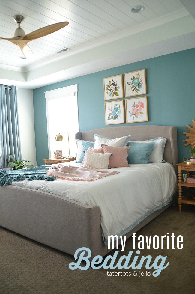 my favorite luxury bedding at affordable prices 11455 | my favorite bedding tatertots and jello