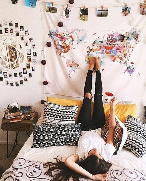 dorm decorating