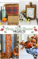 Great Ideas — 18 Cozy Fall Home Projects!