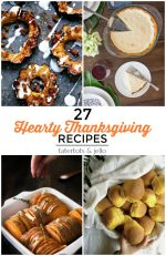 Great Ideas — 27 Hearty Thanksgiving Recipes!