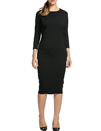 A little black dress is essential for an Alaskan Cruise. You have two formal nights on the boat. You can dress it up with jewelry or a scarf.