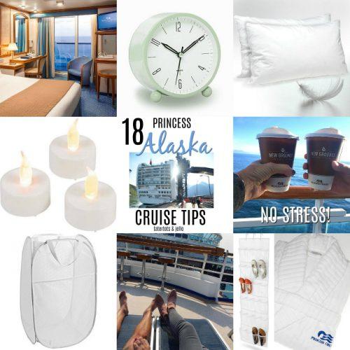 18 Alaska Cruise Tips - ways to make YOUR Alaskan cruise the trip of a lifetime!