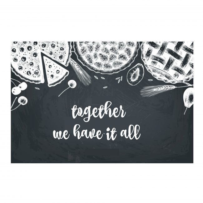 together we have it all printables