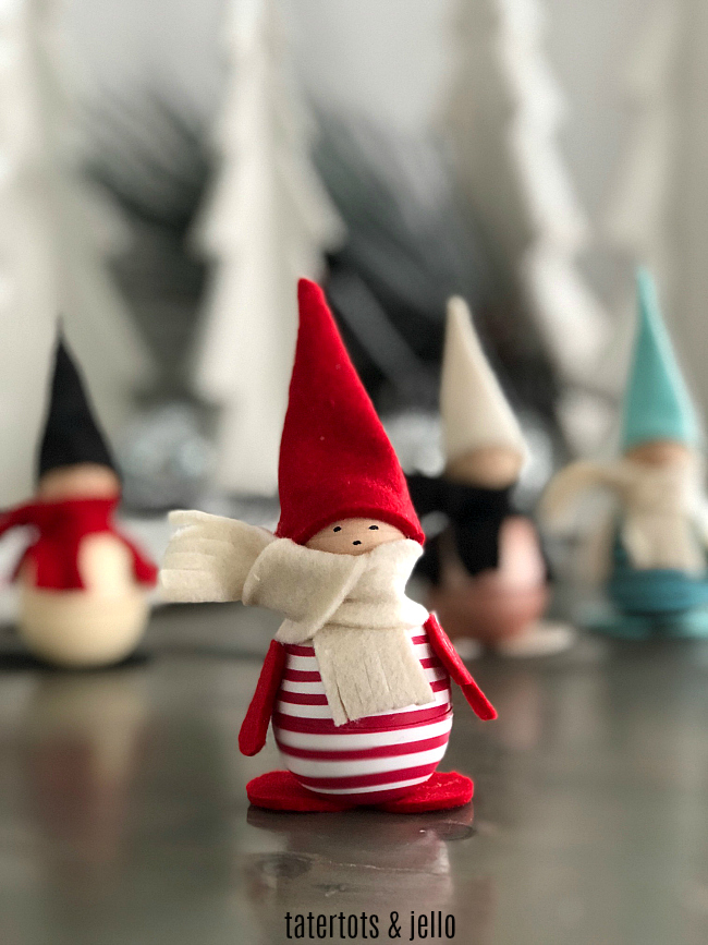 Diy Eos Holiday Gnome Craft Kit Gift This Kit For A Fun