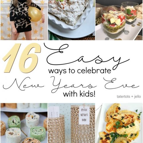 16 easy ways to celebrate new years eve with kids