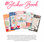 Have You Heard About Sticker Books – HUNDREDS of stickers for EASY Paper Crafting!