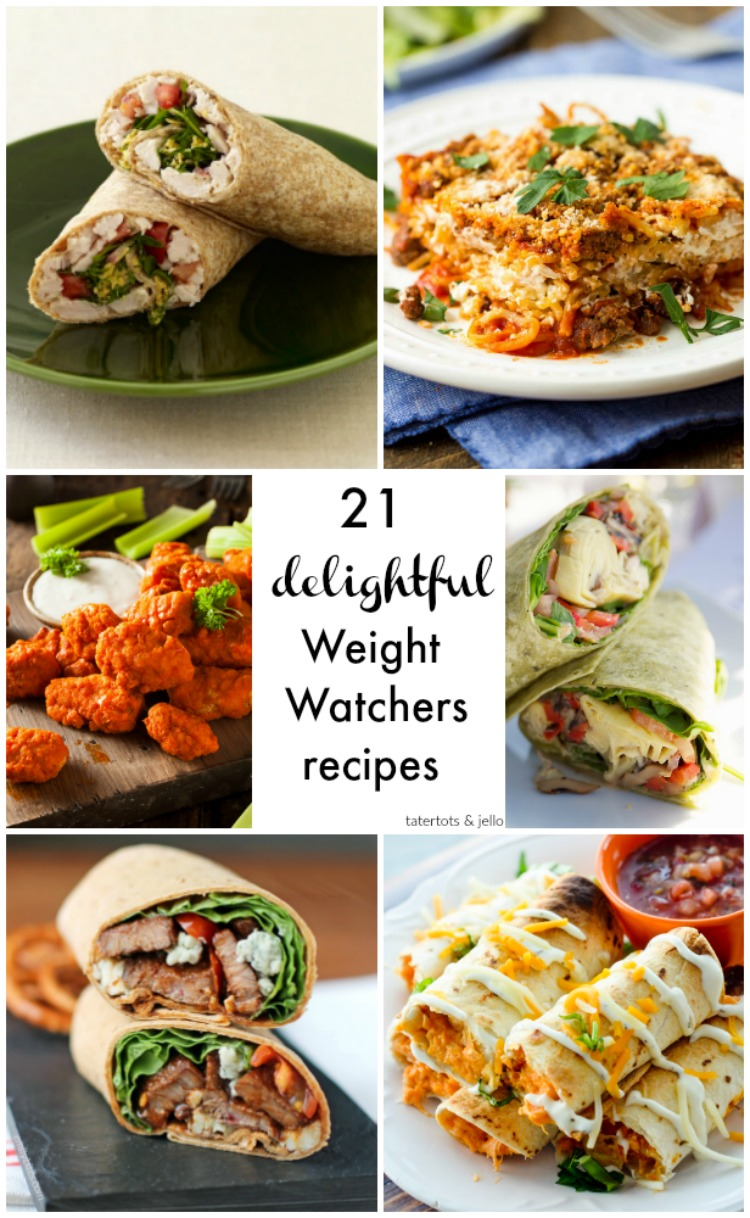 12 Delicious Weight Watcher S Recipes Get Healthier With These Ideas