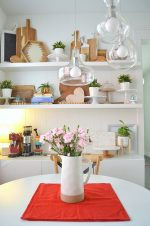 Create a Modern Farmhouse Kitchen Display Wall for $40