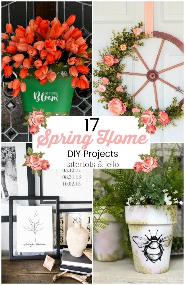 DIY Spring Projects