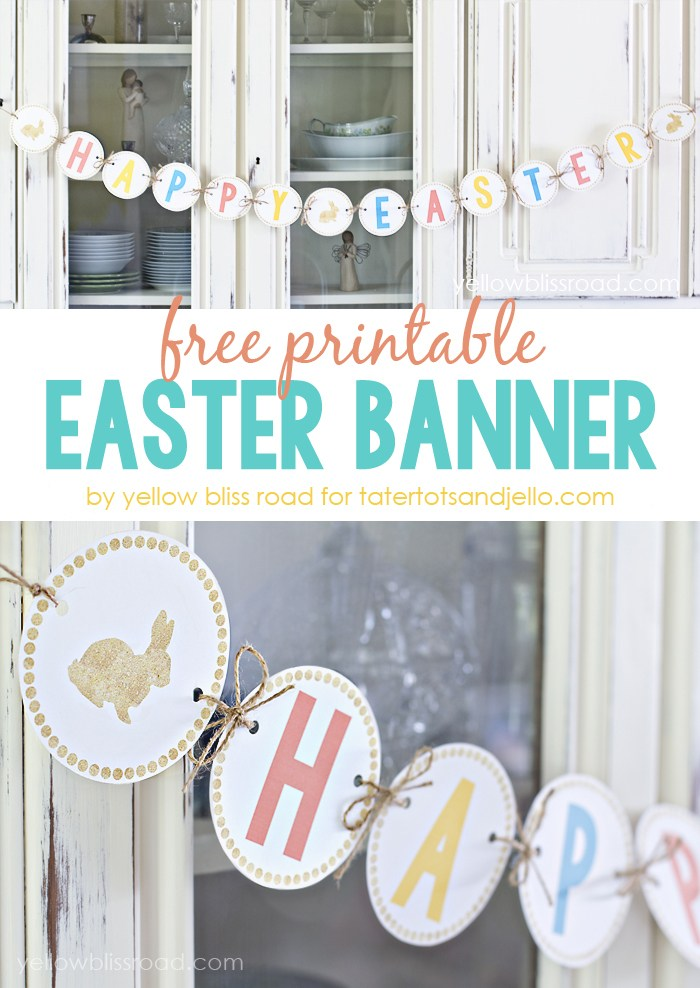 8 simple easter ideas - ways to bring the spirit of Easter into YOUR home!
