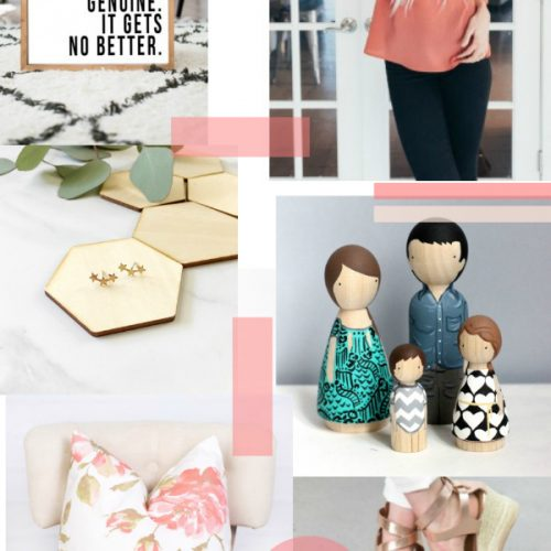 Tatertots and Jello - Guest Editor Picks at Brickyard Buffalo. Some of my favorite women-based businesses and handmade shops at discounted prices for YOU!