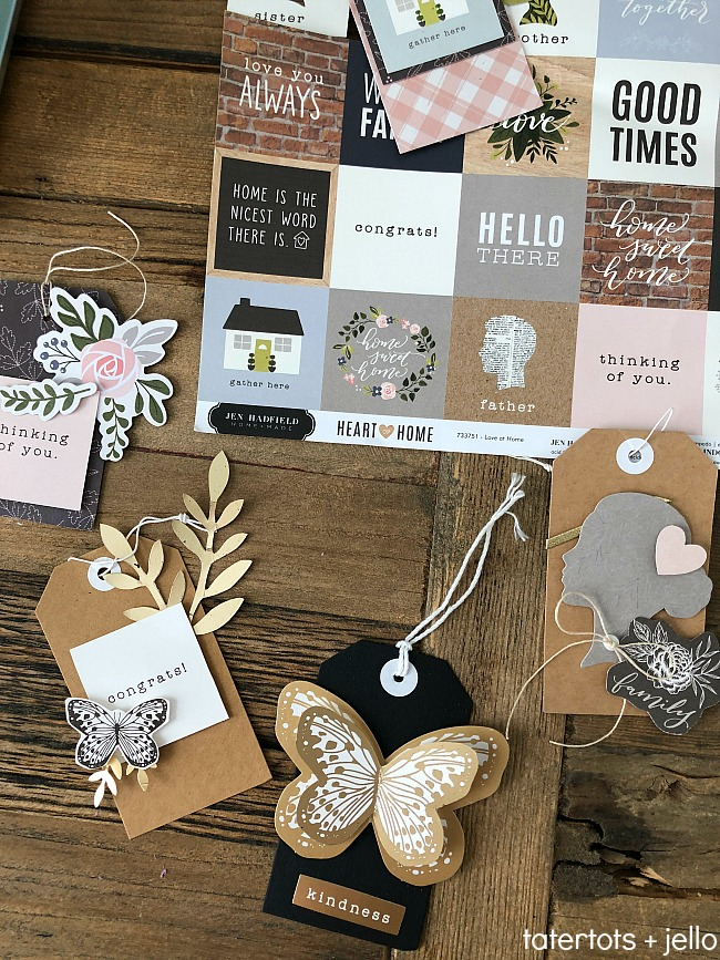 Heart of Home collection at JoAnn Stores