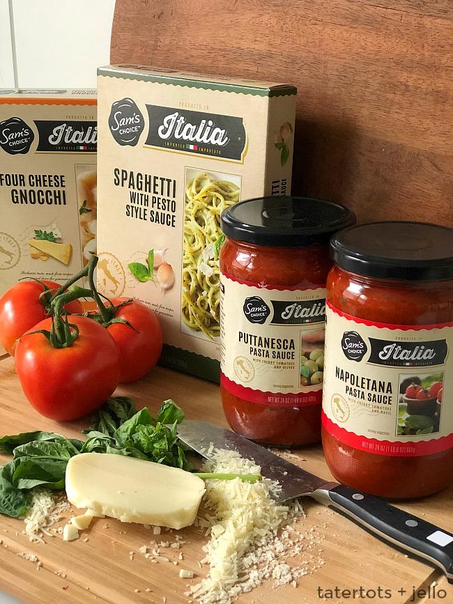 Italia foods at walmart