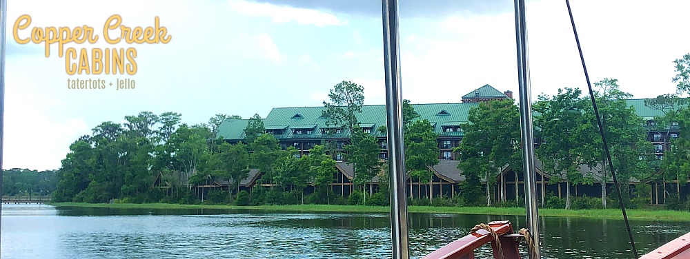 11 Reasons We Loved Staying at Disney's Copper Creek Cabins Walt DisneyWorld. Make your Walt Disney World trip even more special by staying at an equally magical destination.